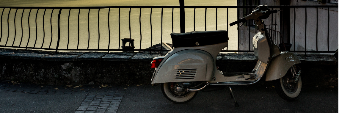 Italy-Scooter